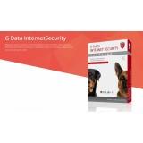 G Data InternetSecurity Tűzfal, vírus- és kémporogramvédelem