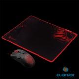 A4-Tech Bloody A90 fekete gamer egér + egérpad kombó