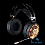 A4-Tech M660 Bloody Golden Sound arany gamer headset