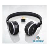 A4-Tech RH-300 2,4GHz vezeték nélküli ezüst-fekete headset