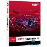 ABBYY FineReader 14.0 Standard dobozos szoftver