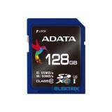 ADATA 128GB SD Premier Pro (SDXC Class 10 UHS-I U3) (ASDX128GUI3V30S-R) memória kártya