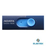 ADATA 16GB USB2.0 Sötétkék-Kék (AUV220-16G-RBLNV) Flash Drive