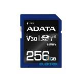 ADATA 256GB SD Premier Pro (SDXC Class 10 UHS-I U3) (ASDX256GUI3V30S-R) memória kártya