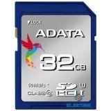 ADATA 32GB SD Premier (SDHC Class 10 UHS-I) (ASDH32GUICL10-R) memória kártya