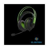 ASUS Cerberus V2 Gamer fekete-zöld headset