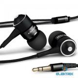 AWEI ES-Q3 In-Ear fekete fülhallgató