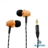 AWEI ES-Q5 Fa In-Ear bézs fülhallgató