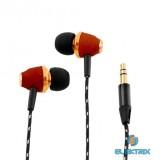 AWEI ES-Q5 Fa In-Ear vörös fülhallgató