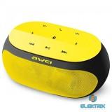 AWEI Y200 Bluetooth sárga hangszóró