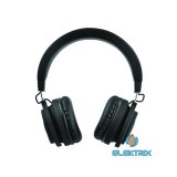 Acme BH60 Bluetooth fekete fejhallgató+ mikrofon