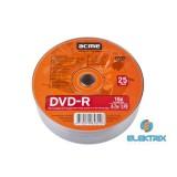 Acme DVD-R4.7GB16X 25henger ny.