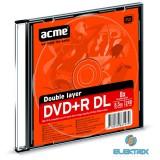 Acme DVD+R 8.5GB 8X slim