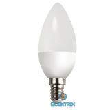 Acme E14 C37 6W 470lumen meleg fehér gyertya LED izzó