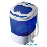 Adler AD8051 kék mini mosógép