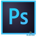 Adobe Photoshop CC English MLP 1 év Subscription Licenc szoftver