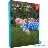 Adobe Photoshop Elements 2018 IE ENG MLP dobozos licenc szoftver