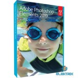 Adobe Photoshop Elements 2019 IE ENG MLP dobozos szoftver