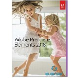 Adobe Premiere Elements 2018 IE ENG MLP licenc szoftver