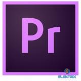 Adobe Premiere Pro CC English MLP 1 év Subscription Licenc szoftver