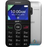 Alcatel 2008G fekete-ezüst mobiltelefon