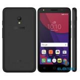 Alcatel 5010D Pixi 4 Dual SIM fekete okostelefon