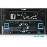 Alpine CDE-W296BT 2DIN Bluetooth/CD/USB/MP3 autó hififejegység