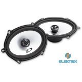 Alpine SXE-5725S 12,5x17,5cm 2-utas koaxiális ovális hangszóró
