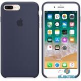Apple iPhone 7/8 Plus szilikontok éjkék