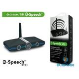 B-Speech RTX1 soft Bluetooth audio adapter, receiver és transmitter