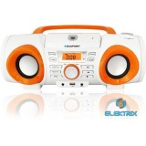 Blaupunkt BB20BT Bluetooth/CD/USB/MP3 fehér-sárga Boombox