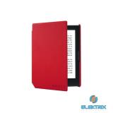 Bookeen Cybook Muse - cinóber piros E-book olvasó tok