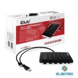 CLUB3D SenseVision USB 3.0 Dual Mini DisplayPort Docking Station