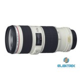 Canon EF 70-200mm f/4L IS USM zoomobjektív