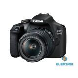 Canon EOS 2000D 18-55 IS II kit digitális tükörreflexes fényképezőgép