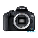 Canon EOS 2000D váz digitális tükörreflexes fényképezőgép