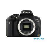 Canon EOS 750D váz digitális tükörreflexes fényképezőgép