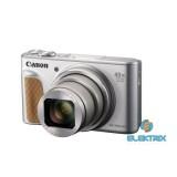 Canon PowerShot SX740 HS ezüst digitális fényképezőgép