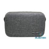 Cellect BTSPEAKER Bluetooth szürke textil hangszóró