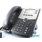 Cisco SPA504G 4 vonalas VoIP telefon