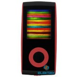 ConCorde 630 MSD 4GB piros MP4 lejátszó