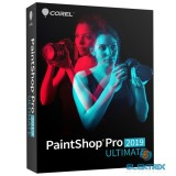 Corel PaintShop Pro 2019 Ultimate ENG ML dobozos szoftver