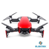 DJI MAVIC Air Fly More Combo Flame Red piros drón