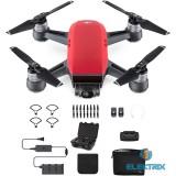 DJI Spark Fly More Combo Lava Red láva piros drón
