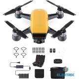 DJI Spark Fly More Combo Sunrise Yellow sárga drón