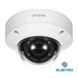 D-Link DCS-4602EV Full HD Kültéri vandálbiztos Dome Kamera