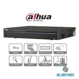 Dahua NVR5416-16P-4KS2E 16 csatorna/H265/320Mbps rögzítés/4x Sata/16x PoE(8x ePoE) hálózati rögzítő(NVR)