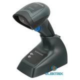 Datalogic Quickscan QM2430 rádiófrekvenciás 2D vonalkódolvasó USB kit dokkolóval