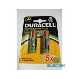 Duracell 2db 2400 mAh AA előtöltött