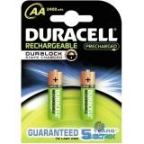 Duracell AA 2400mAh előtöltött ceruza akkumulátor 2db/bliszter